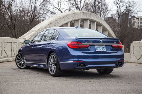 exhaust notes  bmw alpina  xdrive canadian auto