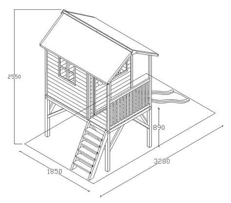 Plan De Construction D Une Cabane En Bois by Plan Cabane Bois Plan D Une Cabane En Bois Les 25
