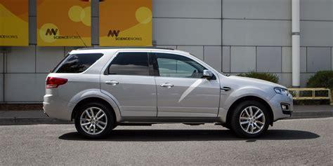 Subaru Outback Comparison by Ford Territory Ts Diesel V Subaru Outback 2 0d Premium