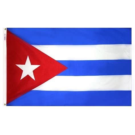 cuban cuba flag cuba flag cuban flag from flags unlimited