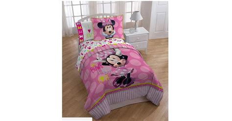 Minnie Mouse Toddler Bed Set Target Yay Minnie Mouse Bed Set As Low As 11