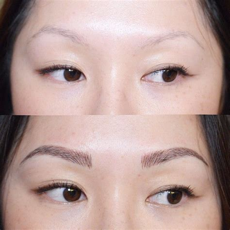 eyebrow tattoo vancouver instagram this girl tattoos the most amazing eyebrows via instagram