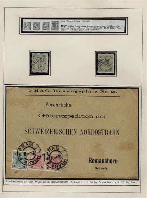 Brief Schweiz Nach Sterreich 214 sterreich 1900 auslandsbrief prag nach romanshorn schweiz ebay
