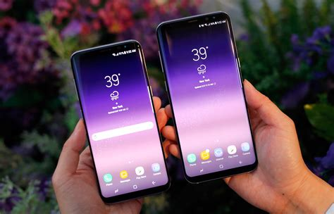 I Samsung S8 by The Galaxy S8 And S8 Pack Big Changes Into Gorgeous Bodies