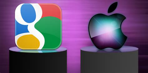apple google google vs apple siliconangle