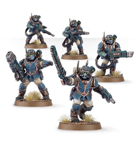 scion tempestus tempestus scions command squad