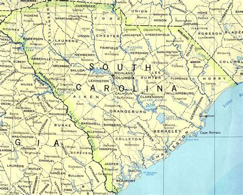 map south carolina cities south carolina parks south carolina parks official site