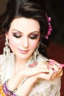 karachi party makup pic and hair style pic video tutorial pakistani party makeup saloni health