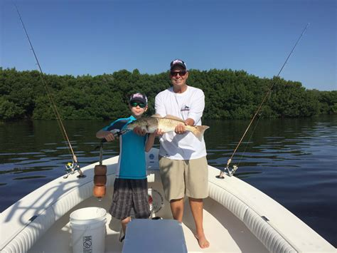 charter boat fishing jobs in florida father and grand son fishing ta florida and clearwater