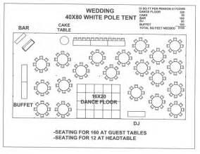 wedding floor plan tent floor plans wedding specialty tents wedding