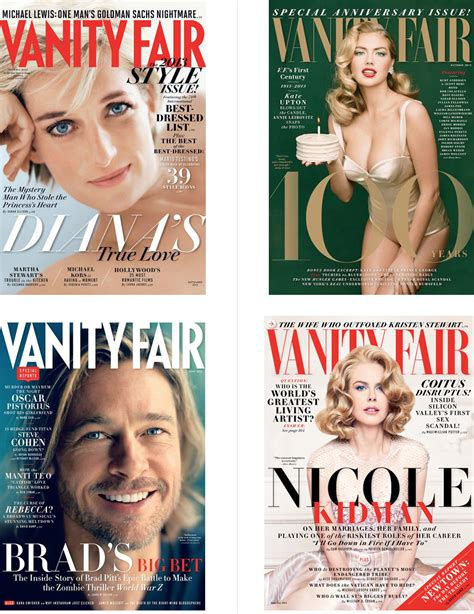 How Much Is Vanity Fair Magazine by Obey The Inspiration Noted New Logo For Vanity Fair By