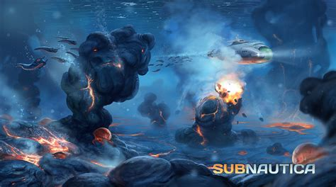 Pc Original Subnautica Steam subnautica an underwater exploration and construction revealed by selection 2