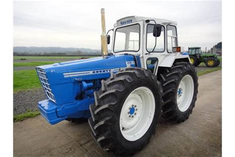 Ford County by Ford County 1164 4wd Tractor