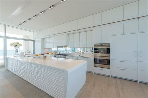white modern kitchen ideas kitchen design idea white modern and minimalist