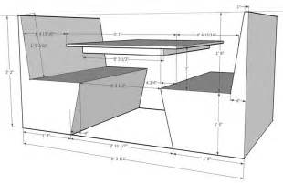 Dimensions For Banquette Seating by 1000 Ideas About Restaurant Booth On