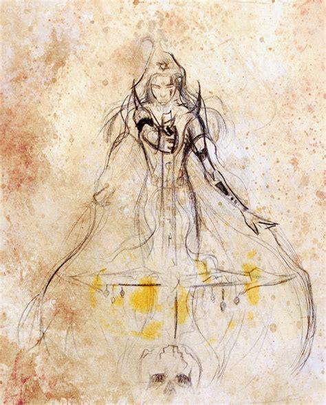 imagenes abstractas femeninas dibujo de l 225 piz en el papel viejo warior de la mujer color
