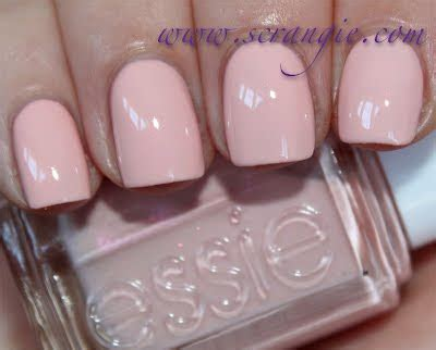 Essie Like To Bed scrangie essie bridal collection 2012 swatches and