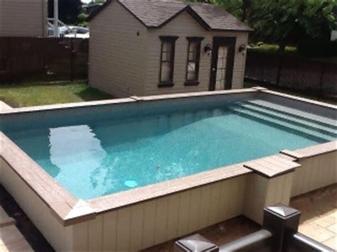 Piscine Hors Sol Metal 506 piscines semi creus 233 es piscines perrin