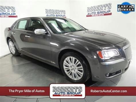 Varvatos Chrysler 300 For Sale by Chrysler 300 Varvatos For Sale Used Cars On Buysellsearch