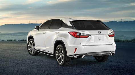 Lexus Suv Lineup by Rx300 Special Edition Joins Lexus Suv Line Up In Malaysia