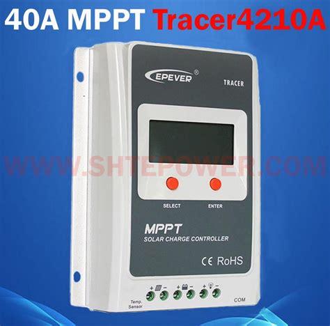 Sale 40a best price mppt solar charge controller 12v 24v 40a solar