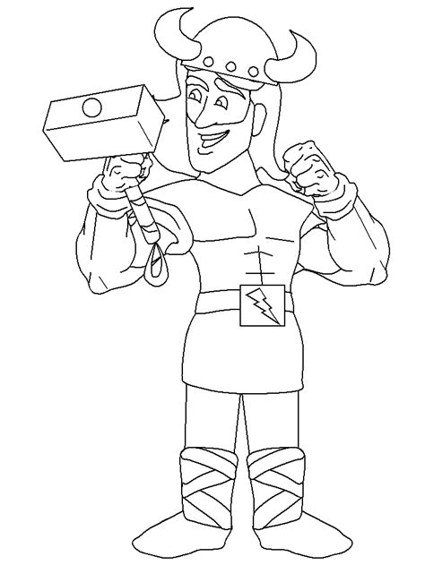 thor coloring pages pdf norway thor countries coloring pages coloring book