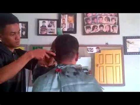Alat Potong Rambut Cowok potong rambut rapih menggunakan mesin