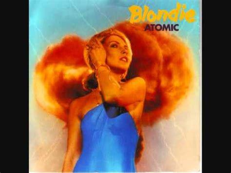 blondie atomic blondie atomic official instrumental w backing vocals
