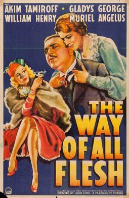 the way of all the way of all flesh 1940 film wikipedia
