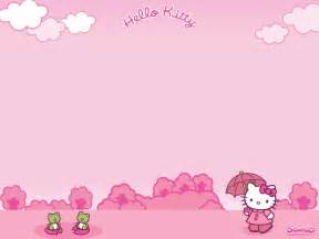hello template sanrio backgrounds wallpaper cave