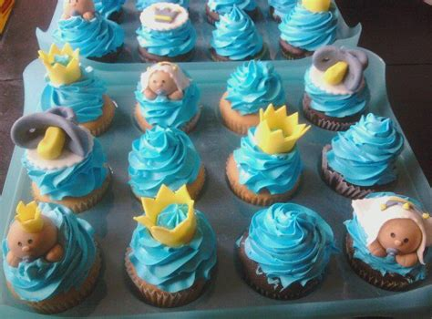 Prince Baby Shower Cupcakes by Baby Prince Baby Shower Cupcakes Cupcakes By Glamorous