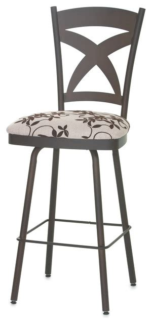 Bar Stools 34 Inch Seat Height Amisco Swivel Stool 41451 34 Inches Spectator