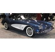 1958 Chevrolet Corvette  DCjpg Wikimedia Commons