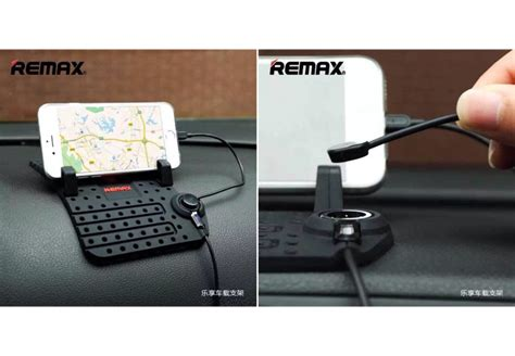 Original Remax Stand Phone Holder Berkualitas remax car holder charger