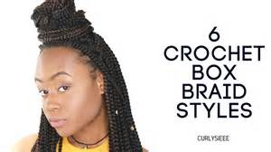 hairstyles for crochet micro braids hairstyles 6 crochet box braid hairstyles freetress box braids