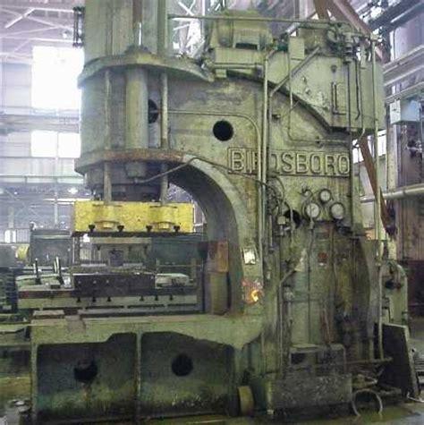 125 ton hydraulic c frame press muller