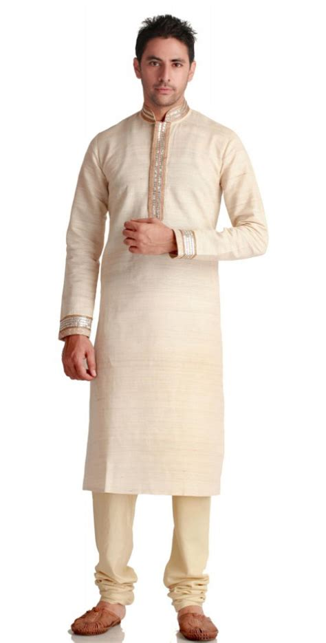 Kemeja Embroidery Ringgo White Kemeja Pria men s kurta angarkh essentially indian