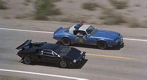 Lamborghini Countach Cannonball Run Camaro Clocked At 171 Mph On Highway 61 Yowza