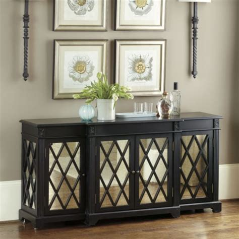 lyon mirrored sideboard 1199 home decor pinterest