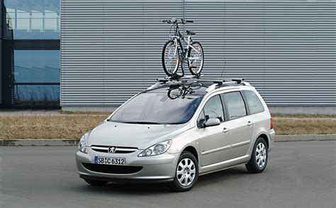 Auto Tuning Peugeot 307 Sw by Peugeot 307 Sw 2002 2003 2004 2005 Autoevolution