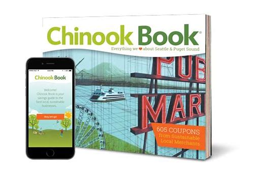 chinook coupon book seattle