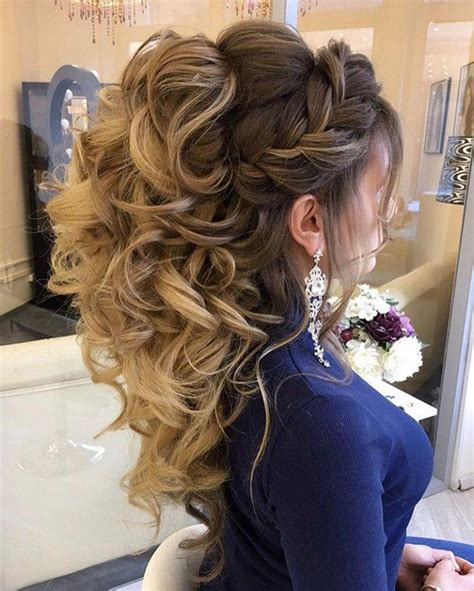 quinceanera hairstyles for medium length hair 10 simple quinceanera hairstyles for long hair in 2018