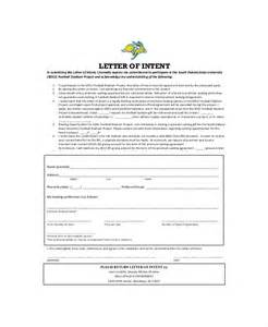 Commitment Letter In Real Estate 15 Letter Of Intent Template Free Sle Exle Format Free Premium Templates
