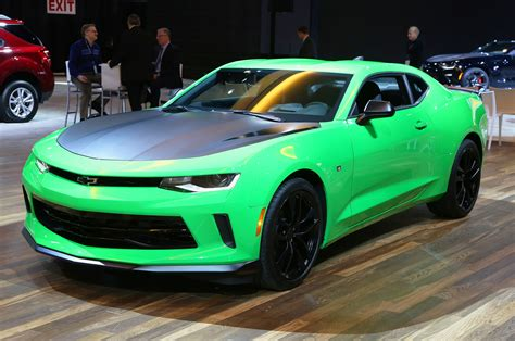 2017 chevrolet camaro 1le price united cars united cars
