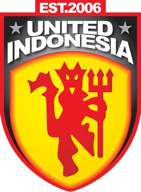 Indonesia Unite Logo 3 muil s 4ever manchester united indonesia
