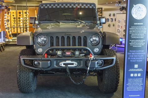 customized 2016 jeep enter to win this customized 2016 jeep wrangler the bolt