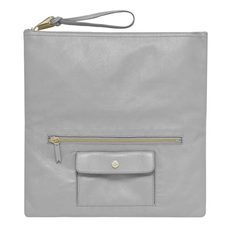 Mulberry For Giles Clutch Bag As Seen On Macdonald At Mojo Awards by Mulberry Clutch Bag In Lyst