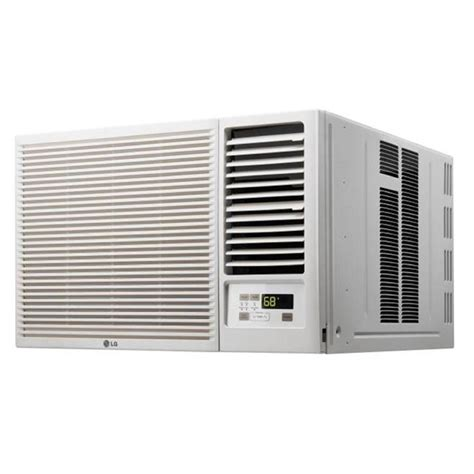 Unit Ac Lg lg lw1216hr window air conditioner 12000 btu 230 208v heat