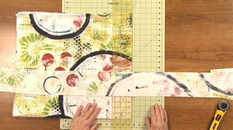 How To Cut Borders For A Quilt by Cutting Quilt Borders National Quilters Circle