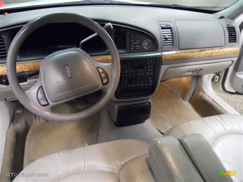 2002 Lincoln Continental Interior by 2001 Lincoln Continental Standard Continental Model
